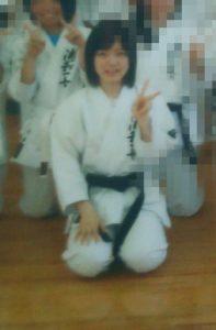 bukeno-onna-karate